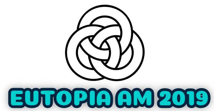 Logo of EUTOPIA second meeting in 2019